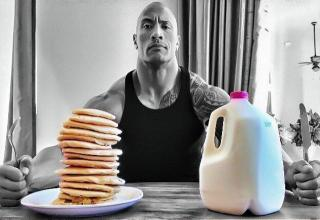The Rock's (@TheRock) Twitter Is Awesome!