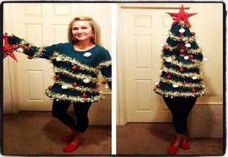 Best Of: Ugly Christmas Sweaters - Gallery | eBaum's World