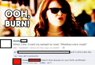 18 Comical Facebook Fail