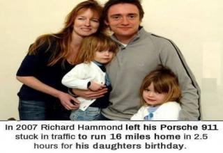 dad jogs 16 miles home for daughters birthda