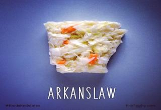 arkkanslaw funny food pun state