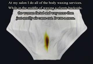 Waxing Sex Stories