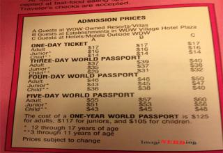 Ticket Prices In The Old Days Of 70s And Before You Had To Buy Tickets For Rides My Parents Have Rolls These Things