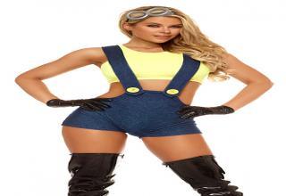 Sexy minion costumes