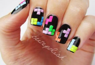 Cool Gaming Inspired Nail Art Wow Gallery Ebaums World