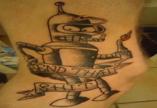 Bender Tattoo