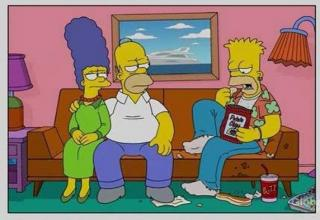 If The Simpsons Aged In Real Life