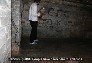 Guy Finds Dungeon In His Apartment Wtf Gallery Ebaum S
