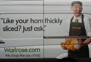 Like your ham thickly sliced? Just ask
