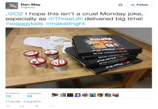 Guy Tricks Phone Company Into Giving Him Free Pizza For A Year