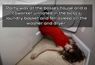 17 Of The Craziest Things People Have Seen At Office Parties