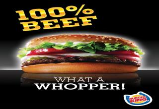 The truth About Whoppers Will Put You Off Burgers For Life - Eww ...
