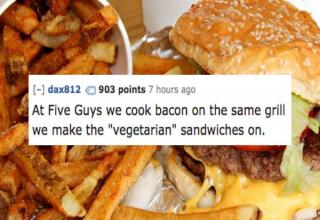 17 Chain Restaurant Employees Warn About Dishes To Avoid