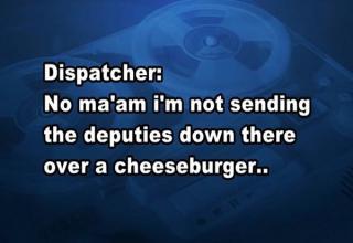 911 call