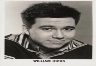 bill hicks long hair