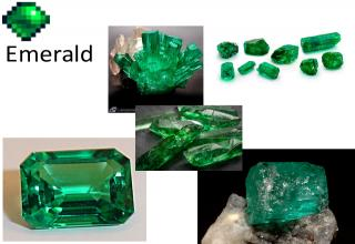 it seems someone recreated the stardew valley minerals in real life