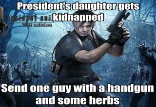 39 Ridiculous Laws of Video Game Logic