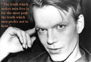Jim Carroll quotes
