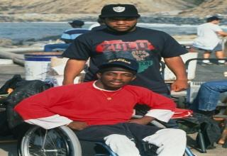 Boyz N The Hood Chris Wheelchair