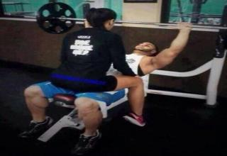 Weird People At The Gym