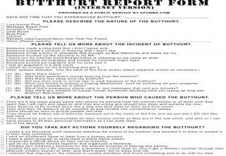 butthurt report form wallpaper - photo #11