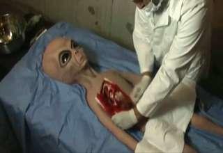 Elaborate Alien Autopsy Footage view on ebaumsworld.com tube online.