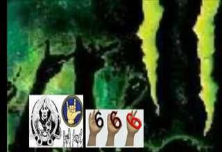 Monster Energy Drink Logo Means 666 - Video   EBaum's World
