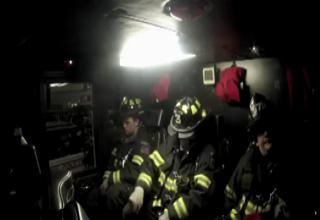 Firefighters Do The Harlem Shake