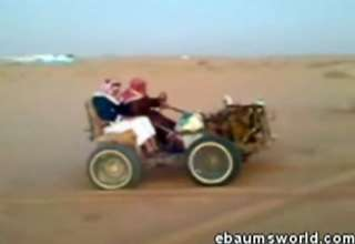 Saudi Buggy