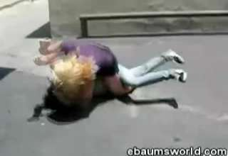 Nasty Chick Fight