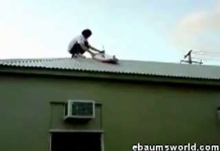 Roof Surfing