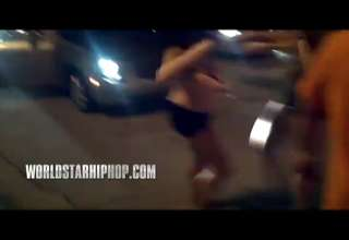 Cat Fight Gets Bloody view on ebaumsworld.com tube online.