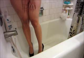 Woman Takes a Shower view on ebaumsworld.com tube online.