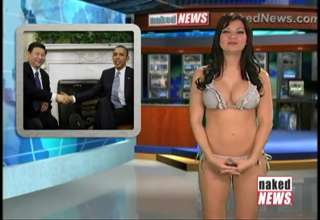 Tits 'N' Ass News Yesterday