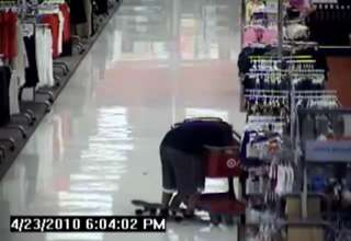 Target Loss Prevention Vs. Shoplifters (BUSTED!) - Video   eBaum's ...