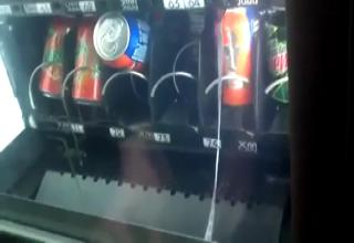 Real Life Hack: Get Soda For Free From A Vending Machine