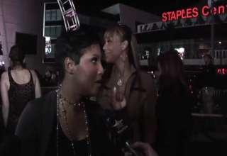 Justin Bieber Never Say Never Movie Premiere Interviews view on ebaumsworld.com tube online.