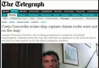 Cruise Ship Crash view on ebaumsworld.com tube online.