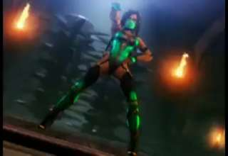 Mortal Kombat - Jade Gone Wild view on ebaumsworld.com tube online.