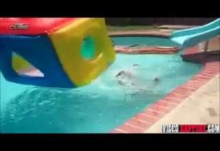 Man Jumps Off And Slides Down Hoover Dam Video Ebaum