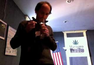Marijuana is Mile High Norml Show Delicious