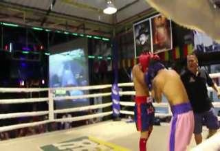Knockout Thai Fighting view on ebaumsworld.com tube online.