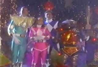 a merry power rangers christmas video ebaums world