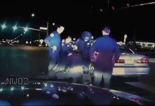 Police Beat Motorist In Diabetic Shock! view on ebaumsworld.com tube online.