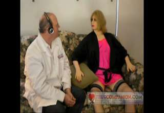 Robotic Granny Tranny view on ebaumsworld.com tube online.