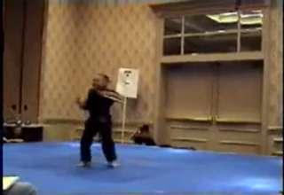 Real Kickass Ninja Girl