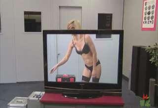 X-ray Plasma TV
