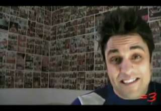 RAY WILLIAM JOHNSON - FUNNY PARODY view on ebaumsworld.com tube online.
