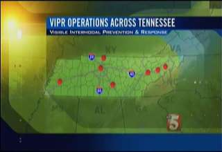 TSA Agents Deployed To Tennessee To Fight Terrorism