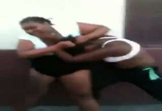Naked Black Girls Fighting
